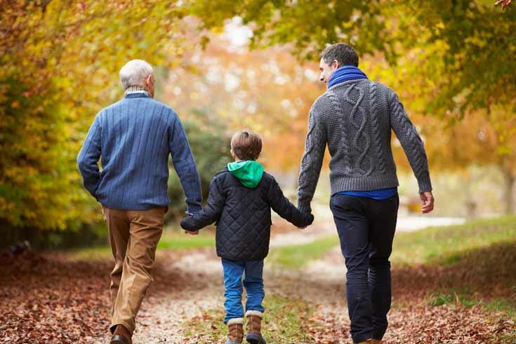 Cuidar a nuestros padres