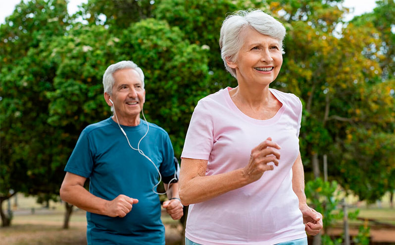 Hábitos para garantizar un envejecimiento saludable