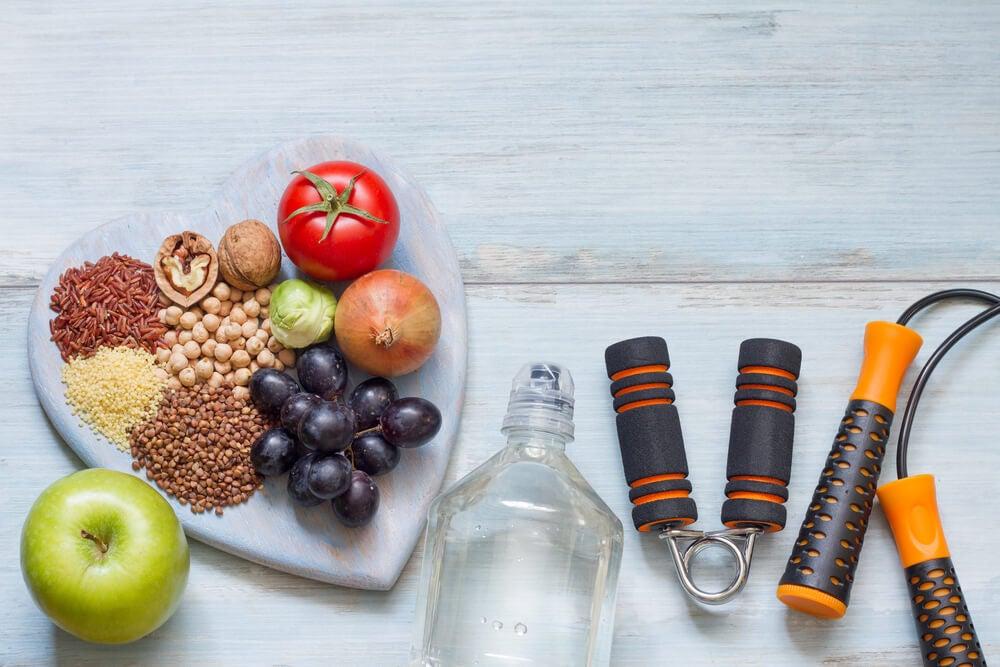 Habitos saludables durante la vejez