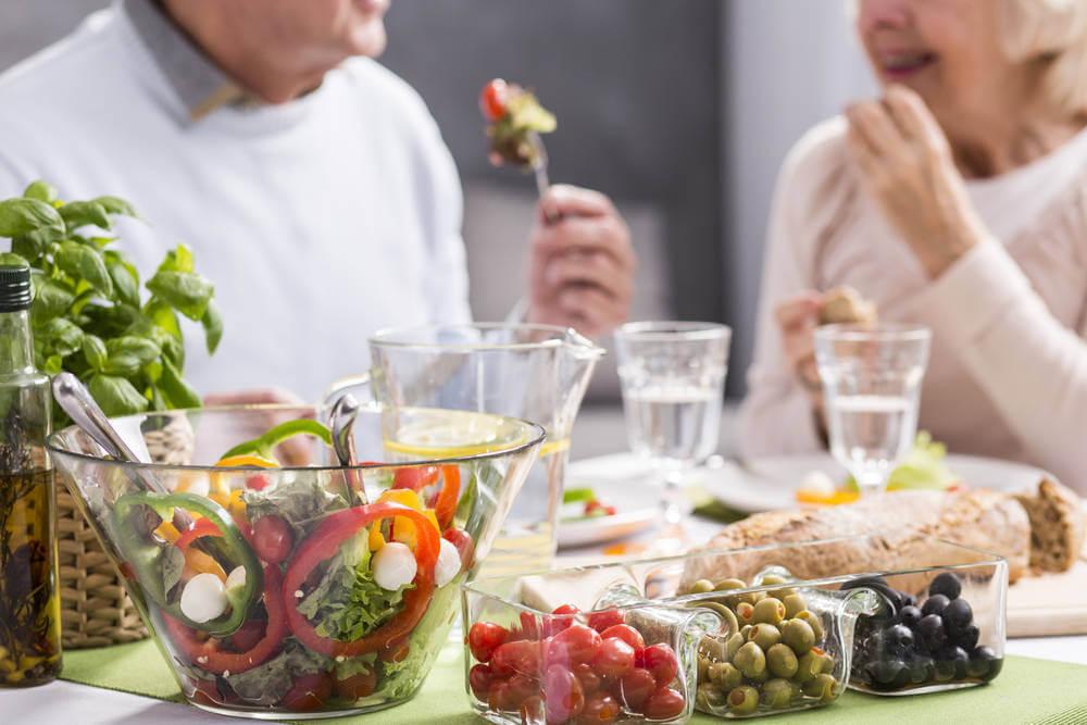 menus saludables personas mayores